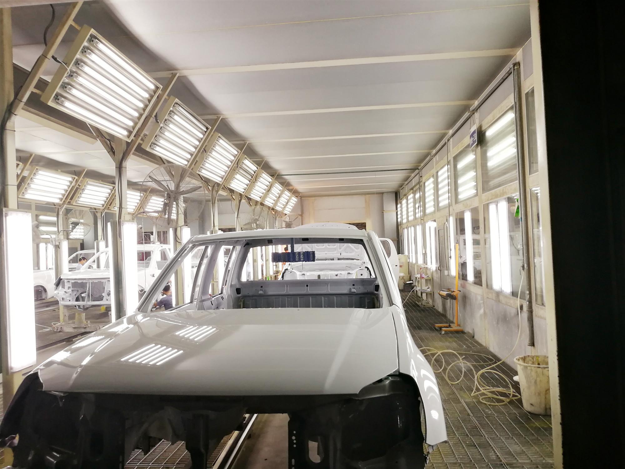 江西汽车涂装生产线